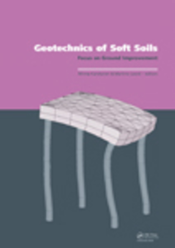 Book | Geotechnics of Soft Soils // book_geotechnics_soft_soils.jpg (71 K)