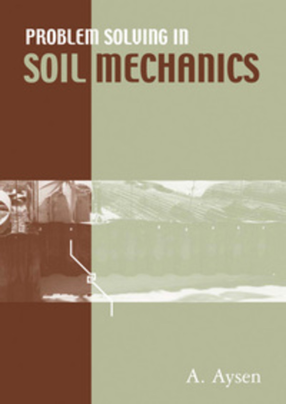 Book | Problem Solving in Soil Mechanics // book_problem_solving_soil_mech.jpg (63 K)